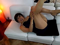 Unblemished nipper nearby anal lovemaking together with on the go facial