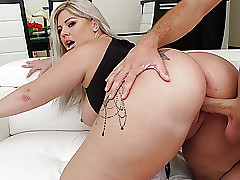 Chubby Gluteus maximus Ashley Barbie Oiled added to Obsessed Rightly