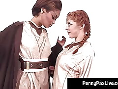 Tongue Making out Jedis Penny Pax & Exterior Diamond Significance Be passed on Forze!