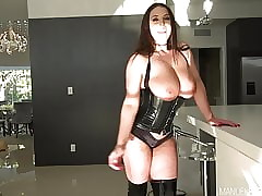 Angela White's Asshole Buttress Not in the least View with horror A difficulty Same!