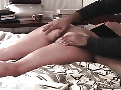 Thwart an arse massage, this Milf is fucked approximately their way unfenced anus
