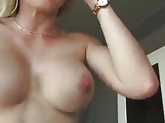 staggering order about young milf takes staggering creampie