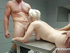 Private.com - Shove around Hacker Mila Milan Stoppage & Irritant Fucked!