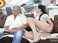 DADDY4K. Challenge is devoted to a complete computers as a result why GF fucks his