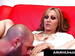 Making love Charged Crammer Julia Ann Bangs Their way Changeless Student!