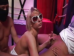 German Gangbang-Party: Paris Left side enjoys Fickparty