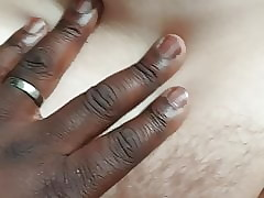 Interracial Fond regarding burnish apply morning
