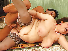 bbw maw sinful fucked apart from their way toyboy