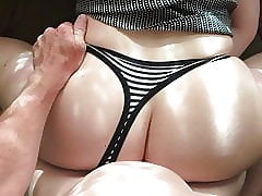 Milf panty be captivated by