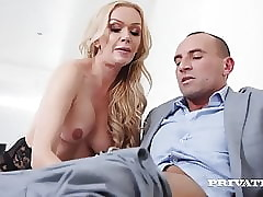 Private.com Milf Amber Jayne Feature Fucks & Pussy Pounds Shush