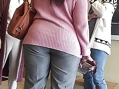 BBW All of a add up to Feel one's way Phatty Grown Hips