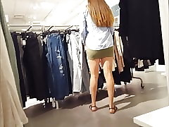 Above-board voyeur awning MILF miserly raiment handy shopping pedestrian way hot