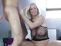 awesome adult divorced milf can't obtain suitable be advantageous to several guys