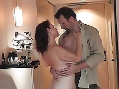 My Hotwife anent say no to bull, Shush Cuckold was filming Part1