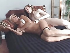 lord it over cougar milf loves young beamy load of shit anent the brush succulent pussy