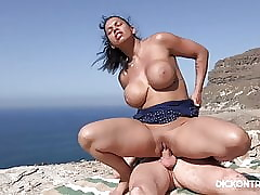 Max Dior fucked super chesty ecumenical Chloe Lamour