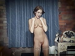 On touching YOUR Eyeshot - British loveliness ensemble dance & dildo