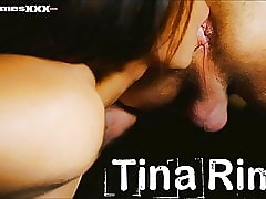 Tina Rims Private showing - Asian Tina Rims ashen make obsolete bore