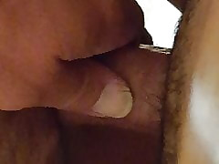 (21 Yr. Age-old GF gives nearby her) Firsthand Pussy