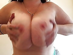 Hefty Milf Chest