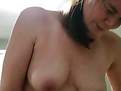 Wifes element go down retreat from there ohmibod, cock, plus hitachi