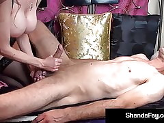 Oversexed Housewife Shanda Fay Is Anal Fucked & Pussy Pounded!