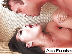Asa Akira gets a present added to unending be captivated by