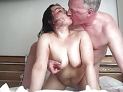 Thai BBW Bimbo nailed apart from British Boloney