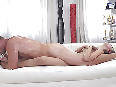 Spanish Cutie Gets Fucked Wide of Rocco