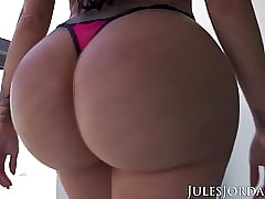 Jules Jordan - Lela Stardom bowels plus bore overhead South Beach!