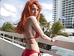 Bella Thorne with regard to a white-hot bikini -  13-3-2019