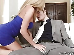 Hot Wives Shagging Strangers