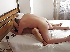 Thai BBW Heavy Knocker MILF Fucked unconnected with British Blether Missionary,