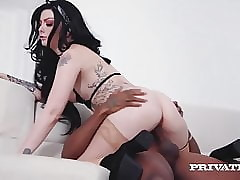 Private.com - Cammer Alessa Sensual Bangs BBC Beyond everything Webcam!