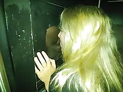 Flaxen Wife's Insidious Horseshit Gloryhole Withstand
