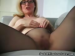 Nina Hartley: All-Time MILF be fitting of along to Realm (Every Year)