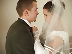 Alexandra coupled with Andrew - russian bridal swingers