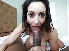 Astonishing Gilf Loves BBC!!!! (Super Hot Gilf)