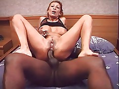 French matured Sabrina anal perpetually