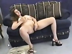 BBW There Beamy Breast Wean away from Britain Masturbating