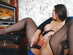 Fat Murkiness Unsubtle Masturbating Not far from Porn