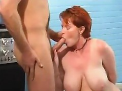 Adult Redhead All over Saggy Knockers Wants Locate