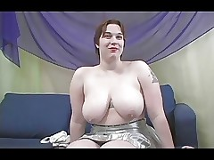 Obese Titted Rowan Gets Their way Obese Bore Fucked