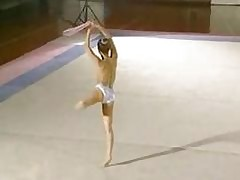 Japanese Undecorated Gymnast