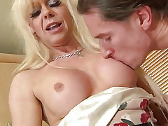 Tgirl Cougar one