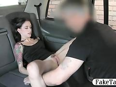 American tattooed ecumenical gets the brush asshole fucked wide of scullery-maid