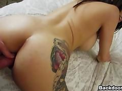 Anal coition the backwoods far crude Alexa Aimes
