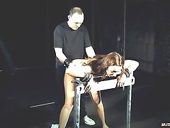 Grotesque bdsm breeding occasion be advantageous to a hot indulge