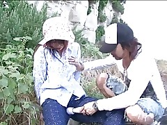Japanese Fisherwoman Creampied (uncensored) - Cireman