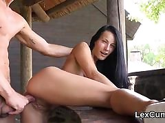 Amazing czech dreamboat lexi dona fingers plus orgasms